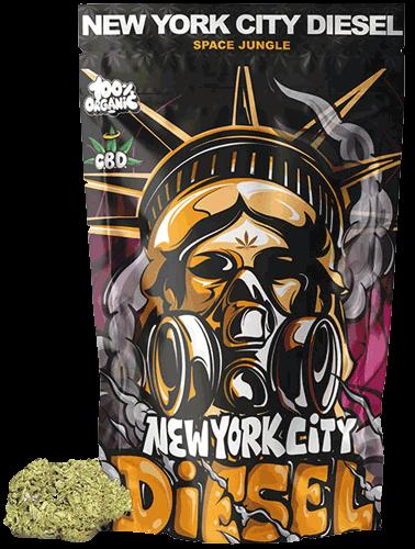 Space Jungle – NYC Diesel