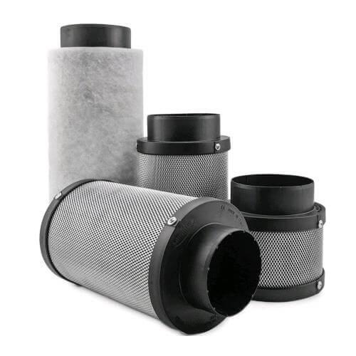 Filtro Odori 300 m³/h-250 mm – Airontek