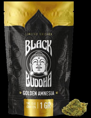 Black Buddha – Golden Amnesia
