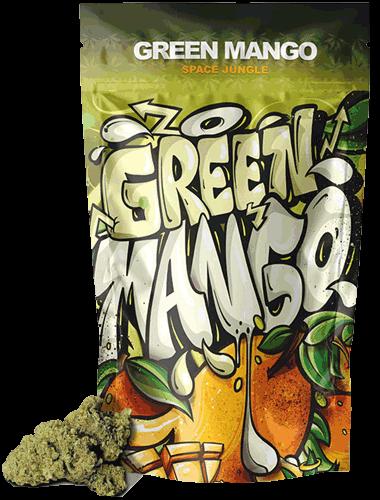 Space Jungle – Green Mango