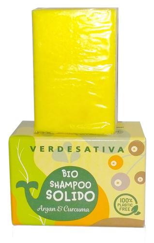 Verdesativa – Bio Shampoo Solido