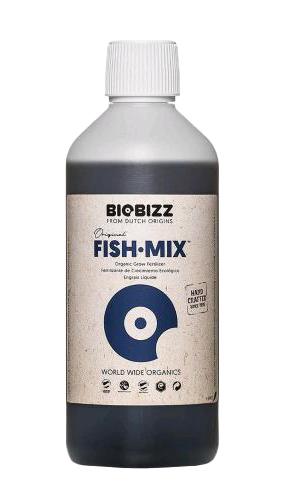Fish Mix per Crescita Accelerata 0,5 L – BioBizz