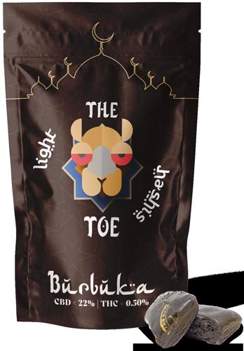 The Camel Toe – Burbuka Hash