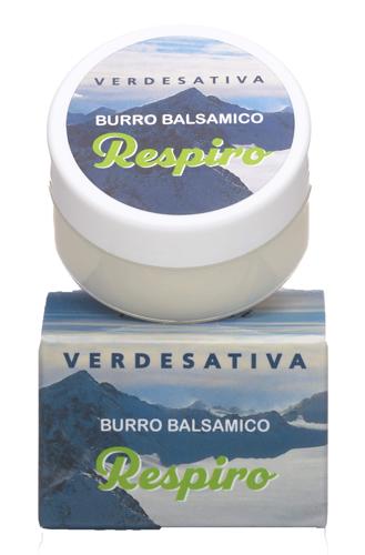 Verdesativa – Burro Balsamico Respiro