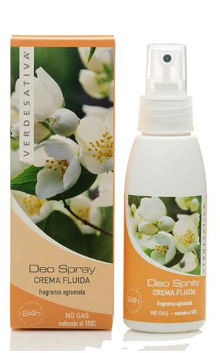 Verdesativa – Deodorante Spray (no gas)