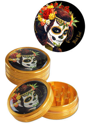 Black Leaf – Mexican Skull