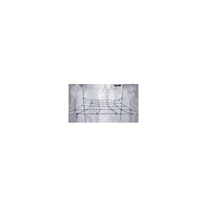 Rete Elastica per Scrog 90×90 – Secret Jardin