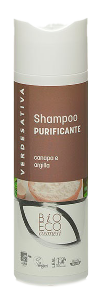 Verdesativa – Shampoo Purificante