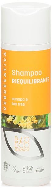 Verdesativa – Shampoo Riequilibrante