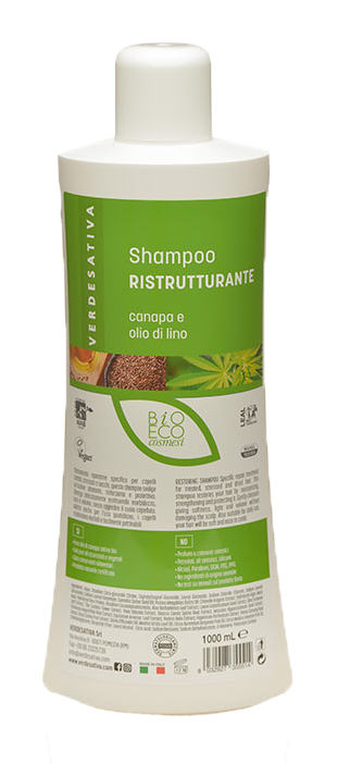 Verdesativa – Shampoo Ristrutturante