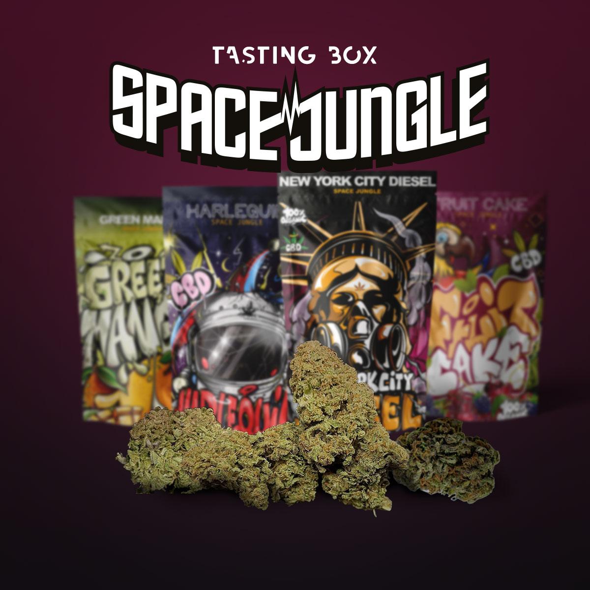 Space Jungle – Tasting Box