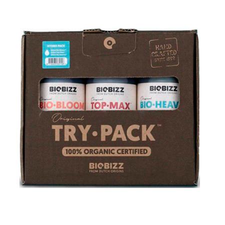 Try Pack Fertilizzanti Hydro – BioBizz