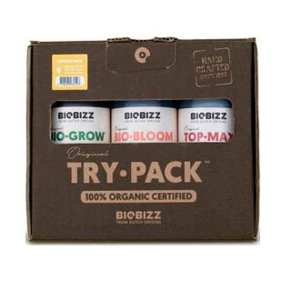 Try Pack Fertilizzanti Indoor – BioBizz