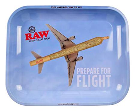 Raw – Vassoio Prepare To Flight