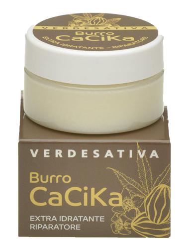 Verdesativa – Burro Cacika Extra Idratante