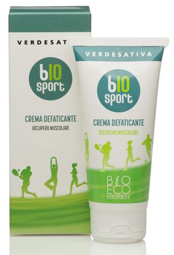 Verdesativa – Crema Defaticante Bio Sport