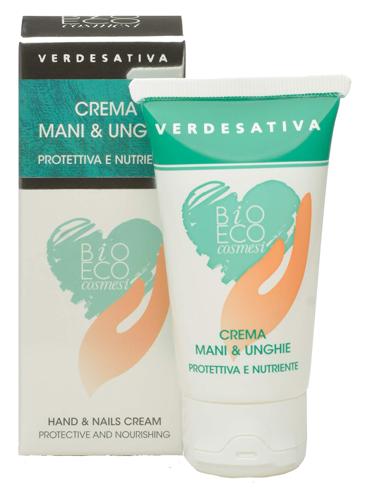 Verdesativa – Crema mani e unghie 100% naturale