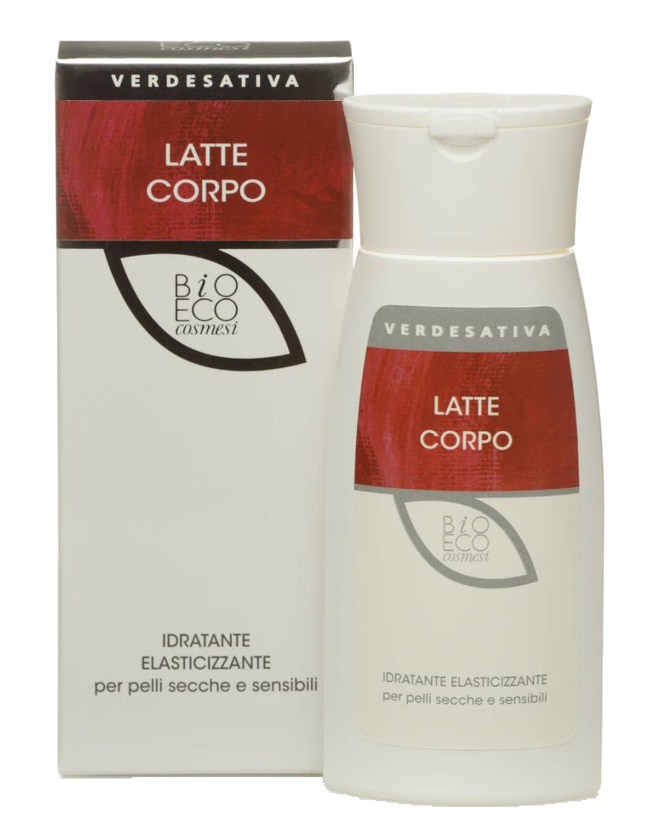 Verdesativa – Latte Corpo Idratante